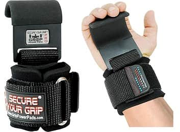 Grip Power Pads Heavy Duty lifting straps