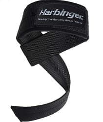 Harbinger Big Grip No-Slip Nylon Lifting Straps
