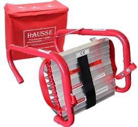 Hausse Retractable 2 Story Fire Escape Ladder