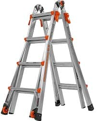 Little Giant 17-Foot Velocity Multi-Use Ladder,