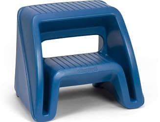 Simplay3 Handy Home 2-Step Plastic Stool