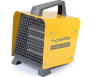 1500W Portable Ceramic Space Heater