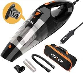 Car Vacuum, HOTOR Corded Car Vacuum Cleaner