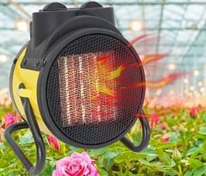 DMCSHOP Electric Garage Heater