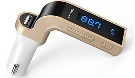 LDesign Bluetooth FM Transmitter