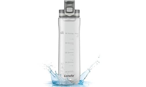 Top 10 Best Sports Water Bottle Reviews For 2019