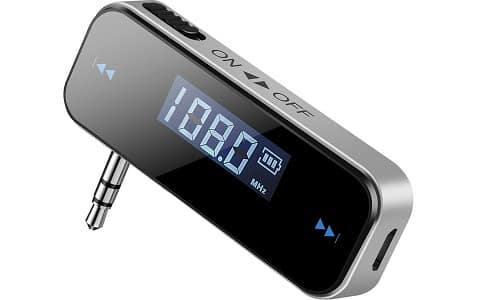 Teswell Bluetooth FM Transmitter