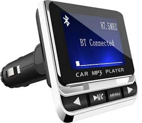 Tohayie Bluetooth FM Transmitter