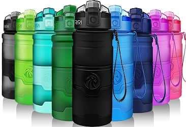 ZORRI Sports Water Bottle