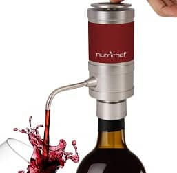 NutriChef Electric Wine Aerator