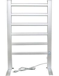 LCM Home Fashion 6-Bar Freestanding Towel Warmer