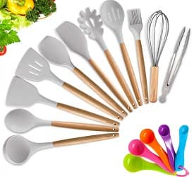 KINFAYV Silicone Cooking Utensil