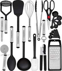 Nylon Kitchen Utensil Set