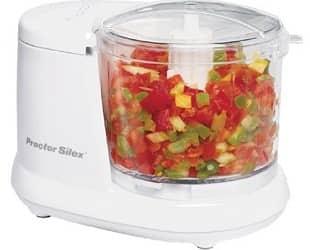 Proctor Silex 72500RY mini food processor