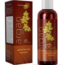 Pure Argan Oil Hair Growth Therapy Shampoo