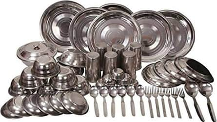 Stainless Steel Dinnerware Set