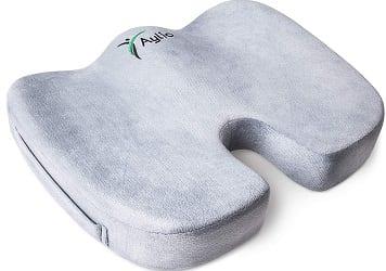 Aylio Coccyx Orthopedic Comfort Foam Seat Cushion