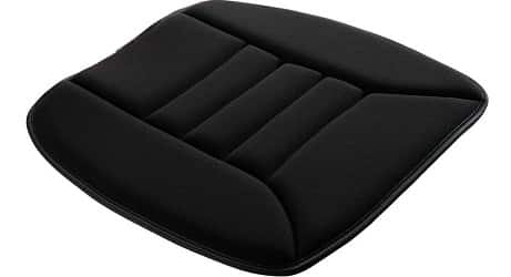 Car Seat Cushion with 1.2inch Comfort Memory Foam